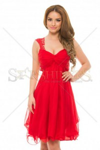 Rochie Artista Classy Character Red