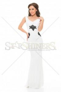 Rochie LaDonna Sublime Glimmer White