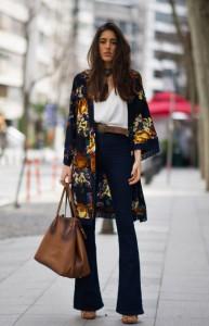 kimono tinuta office