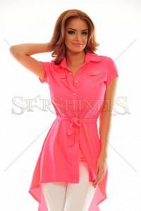 Camasa MissQ Straight Style Pink
