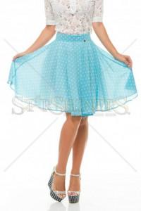Fusta PrettyGirl Specialty Blue