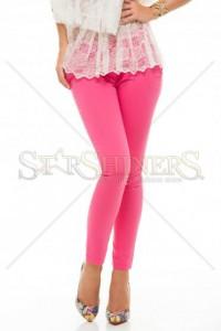 Pantaloni PrettyGirl Taking Pink