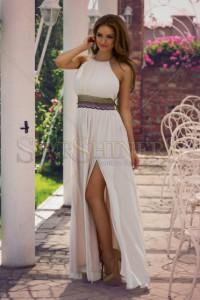 Rochie Artista Summer Sleeve Cream