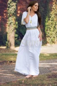 Rochie Artista Vintage Seduction White