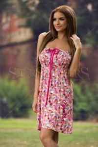 Rochie MissQ IceCream Pink