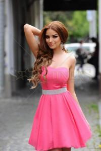 Rochie PrettyGirl Differently Pink