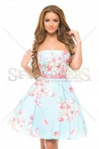 Rochie Sherri Hill 32074 Blue
