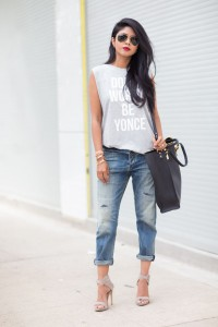 baggy jeans sport chic 2