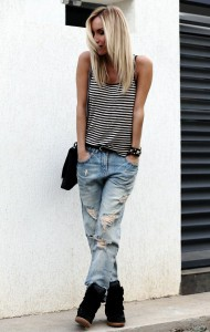 baggy jeans sport chic 3