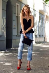 baggy jeans tinuta influente feminine 2