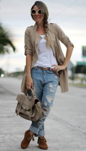 baggy jeans urban chic