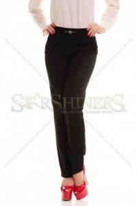 Pantaloni LaDonna Stay Aware Black