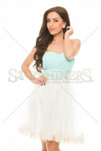 Rochie LaDonna Lovely Sequin Mint