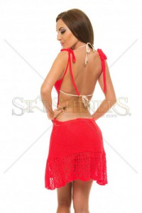 Rochie Mexton Eternal Holiday Coral