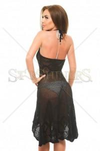 Rochie Mexton Hottest Day Black