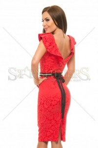 Rochie StarShinerS Delicate Red