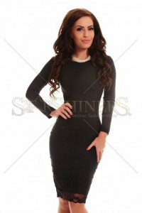 Rochie StarShinerS Unexpected Black
