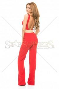 Salopeta Artista Being Fashion Red
