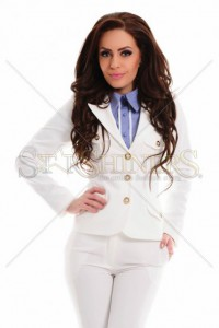 Set LaDonna Darling Note White