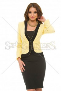 Set LaDonna Radiant Woman Yellow