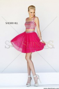 Set Sherri Hill 11060 Pink