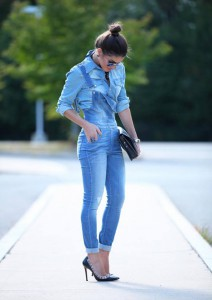 salopeta din denim 2