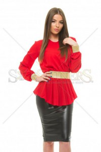 Bluza LaDonna High Passion Red