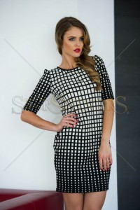 Rochie Fofy Pleased Woman Black