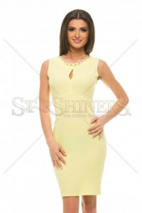 Rochie LaDonna Sublime Style Yellow