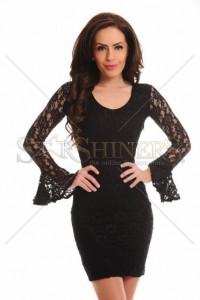 Rochie PrettyGirl Attribute Black