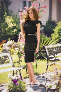 Rochie StarShinerS Delicate Black