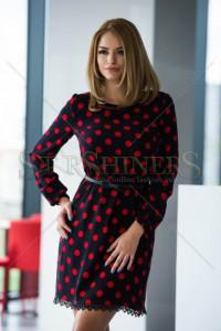 Rochie StarShinerS Dressy Red