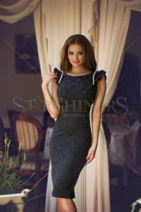 Rochie StarShinerS Presence Black