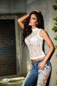 Top Mexton Sweet Lace Nude