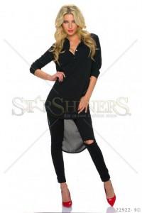Camasa Trendy Style Black
