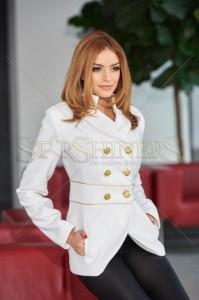 Palton LaDonna Finest Line White
