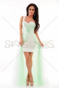 Rochie Sherri Hill 4315 Green