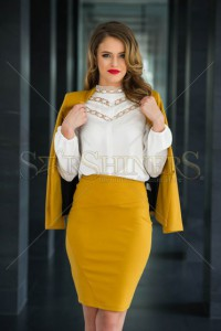 Sacou LaDonna Labour Allure Yellow
