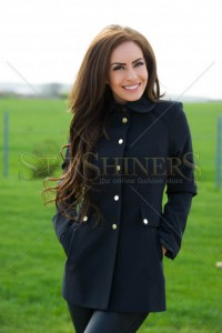 Trench LaDonna Effective Trend Black