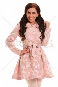 Trench LaDonna Lovely Choice Peach