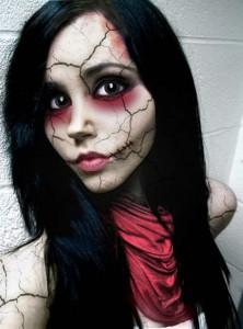 machiaj de halloween 4