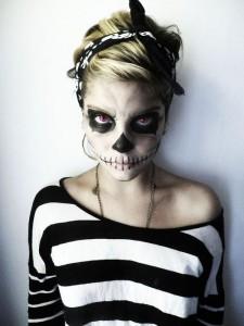 machiaj de halloween 7