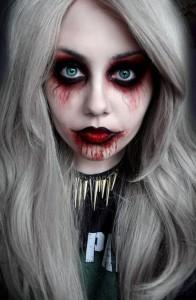 machiaj de halloween 8
