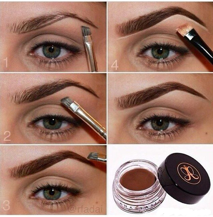 tutorial sprancene perfecte
