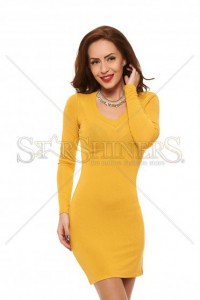 Rochie MissQ Special Love Yellow