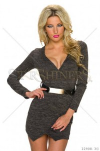Rochie Sensual Chest DarkBrown