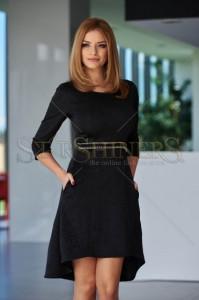 Rochie StarShinerS Classic Black