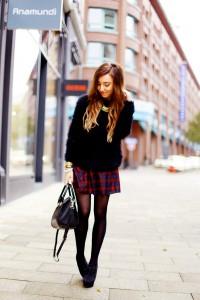 pulover pufos tinuta feminina 6