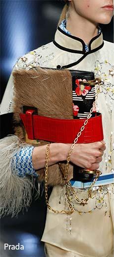 b54135dfaf A divat hetében a tervezők néhány valóban extravagáns, újító modellekkel  nyűgöztek le minket, táskák terén. A legkülömbözőbb stílusú táskák, ...