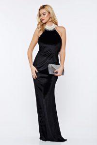 rochie elegenata de catifea